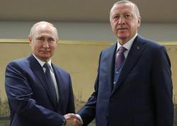 Ərdoğanla Putin telefonla danışıb