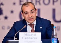 Vergi ödəyicilərinin sayı 4 faizə yaxın artıb - Mikayıl Cabbarov