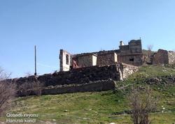 Qubadlının Həmzəli kəndi - VİDEO - FOTO