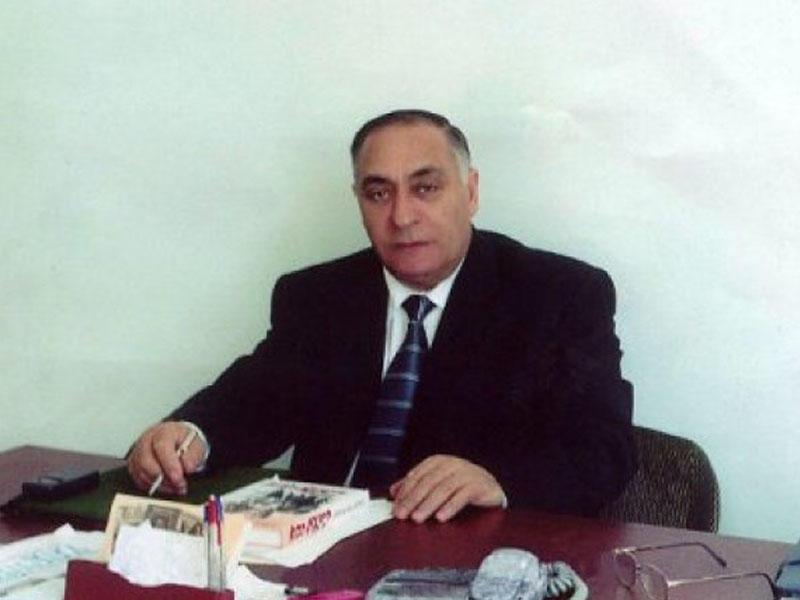 Azərbaycanın Əməkdar jurnalisti VƏFAT ETDİ - FOTO