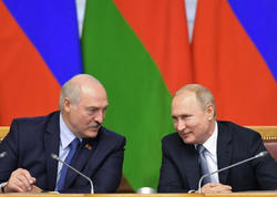Lukaşenko və Putin bu gün görüşəcək