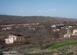 Qubadlı rayonunun Çaytumas kəndi - FOTO - VİDEO