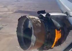 """&quot;Boeing&quot; 777 modellərinin istifadəsini dayandırmağa çağırdı - <span class=""""color_red"""">VİDEO</span>"""