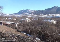 Ağdamın Yeni Qaralar kəndi - FOTO - VİDEO