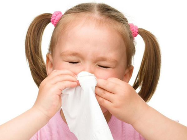 Uşaqlarda allergiya