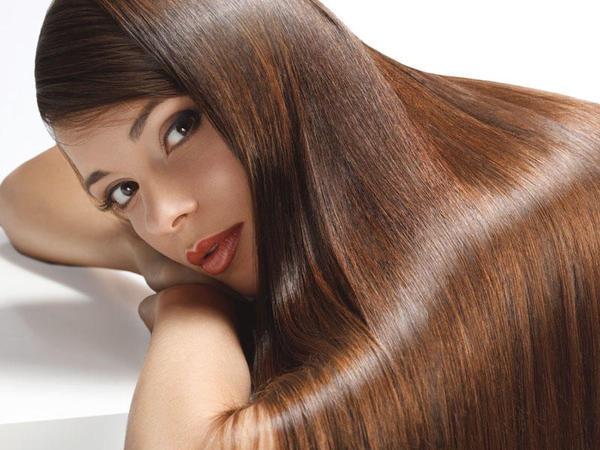 Saç rənginin təbii yollarla açılması