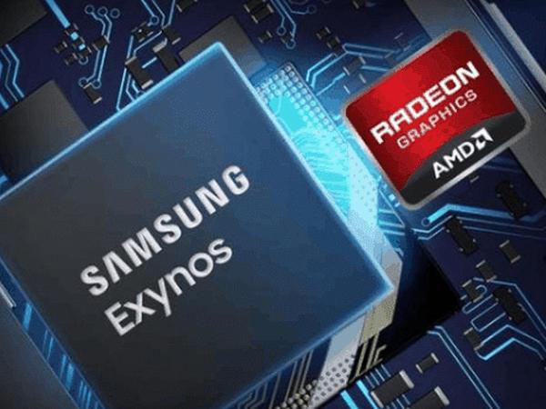 """""""AMD"""" qrafikli """"Samsung Exynos"""" prosessorları yayda nümayiş olunacaq"""