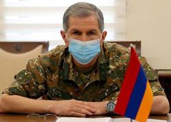 Ermənistan ordusunun Baş Qərargahı növbəti bəyanat yaydı