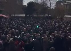 Yerevan səmasında Rusiya qırıcıları göründü - VİDEO
