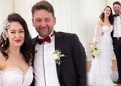 """""""Eşkiya dünyaya hökmdar olmaz""""ın aktrisası evləndi - FOTO"""