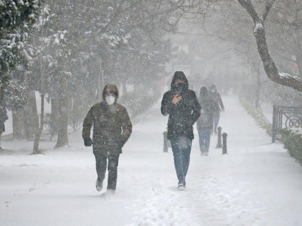 Ölkədə ən aşağı temperatur olan ərazilər açıqlandı