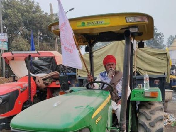 """""""Parkları şumlayıb, əkin əkəcəyik"""" - Hindistanlı fermerlərdən ultimatum"""