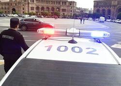 Ermənistan parlamentinin binasına əlavə polis qüvvələri cəlb edilib