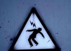 Yevlaxda 30 yaşlı kişini cərəyan vuraraq öldürüb
