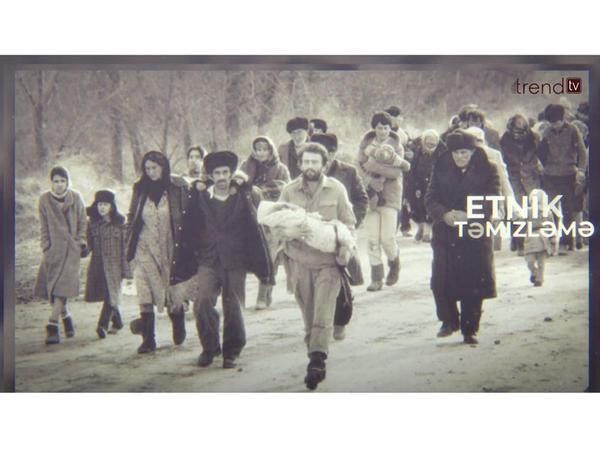 Xocalı dəhşətləri anbaan: Şahidlər ilk dəfə olaraq hadisə yerlərində danışır - Trend TV-nin reportajı
