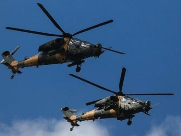 """Türkiyə ilkə İMZA ATIR: <span class=""""color_red"""">Polis """"ATAK"""" hücum helikopterlərilə silahlanır</span>"""