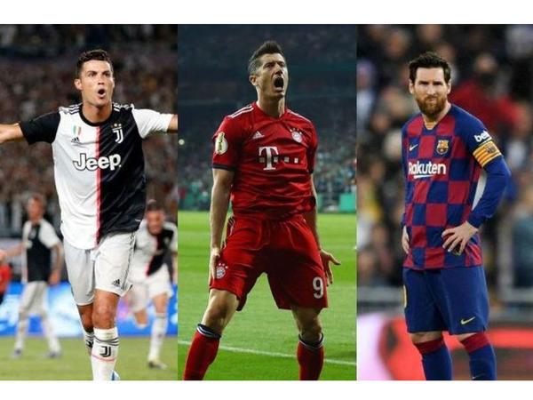 """Ronaldo Messi ilə şərikdir - <span class=""""color_red"""">Levandovski öndə</span>"""