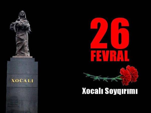Gənclər təşkilatları Xocalı soyqırımı ilə bağlı beynəlxalq təşkilatlara bəyanat ünvanlayıb