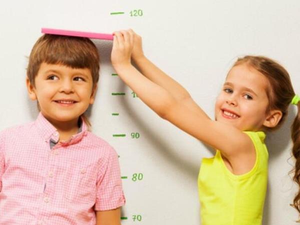 Uşaqlarda boyu uzadan QİDALAR VƏ VİTAMİNLƏR