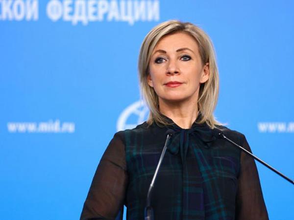"""Bizi Qarabağdakı əsas tapşırıqdan heç nə yayındırmamalıdır - <span class=""""color_red"""">Mariya Zaxarova</span>"""