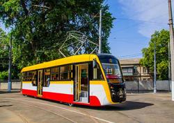 """Bakıda tramvayların bərpası ilə bağlı işlər gedir - <span class=""""color_red"""">AÇIQLAMA</span>"""