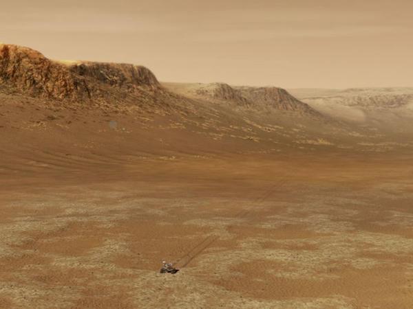 """Marsda milyonluq şəhərlər - <span class=""""color_red"""">İndi hamı bundan danışır</span>"""
