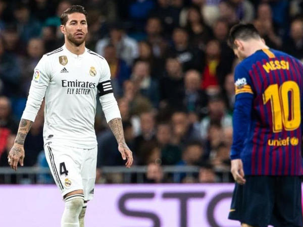 Messi və Ramos rəmzi komandada