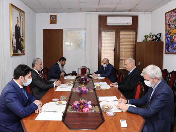 AZƏRTAC və Küveyt Elektron Media Birliyi əməkdaşlığı genişləndirmək barədə razılığa gəliblər