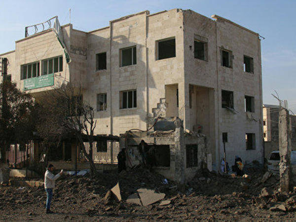 İŞİD terrorçuları Suriyada qaz boru kəmərini partladıb