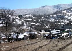 Xocavəndin Çiraquz kəndi - FOTO - VİDEO