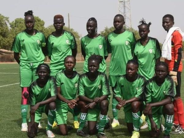 Cənubi Sudanda qadınlardan ibarət ilk futbol liqası keçirilib