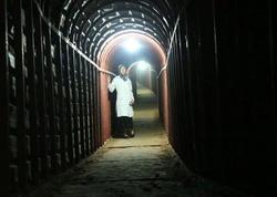 Suriyada terrorçuların mağarada yaratdığı müasir hospital aşkar edildi