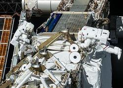 NASA astronavtları kosmos gəzintisinə çıxdılar -VİDEO