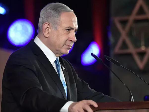 Netanyahu gəmidə partlayışa görə İranı günahlandırdı