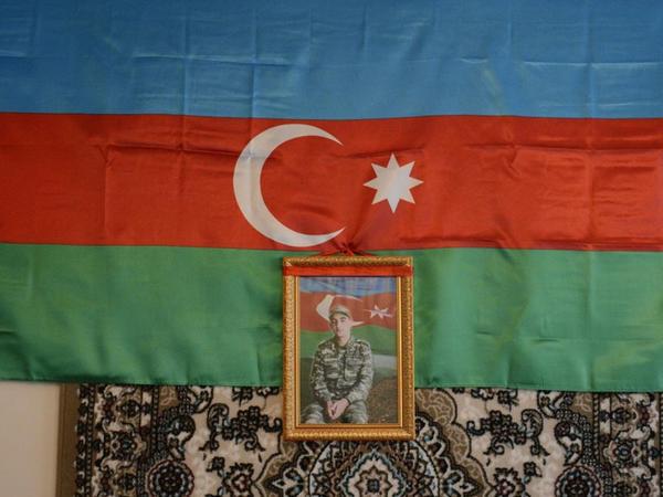 Murov dağında şəhidlik zirvəsinə ucalan 18 yaşlı qəhrəman - FOTO