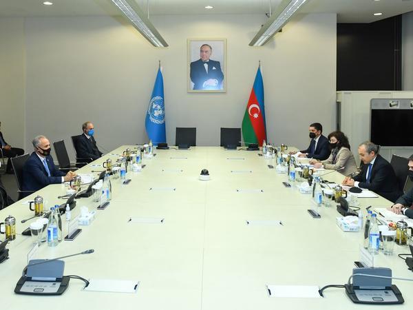 BMT və Azərbaycan Hökuməti arasında əməkdaşlığa dair Çərçivə Sənədi imzalanıb