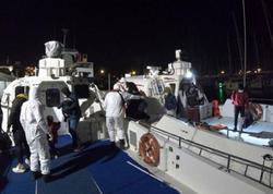 Türkiyə sahillərində daha 23 qaçqın xilas edildi
