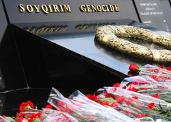 Kiyevdə Xocalı soyqırımı qurbanları yad edilib