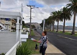 Yeni Zelandiyada Xocalı soyqırımı ilə bağlı aksiya keçirilib - FOTO