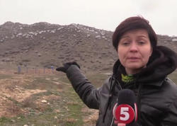 Ukrayna kanalında Xocalı soyqırımına dair xüsusi reportaj yayımlanıb - VİDEO - FOTO