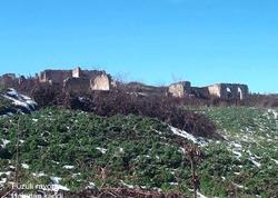 Ermənilərin dağıtdığı Üçbulaq kəndi - FOTO
