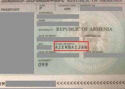 İrəvan Qarabağın Azərbaycan olduğunu etiraf etdi