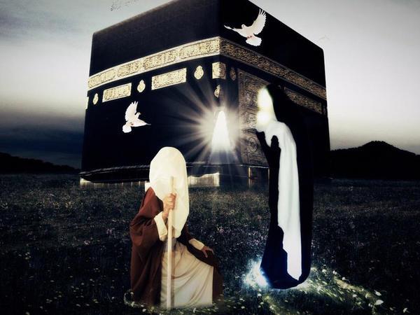 İmam Əli kimin naləsini eşitmişdi?