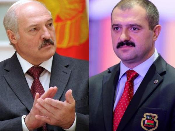 Lukaşenko böyük oğlunu işdən çıxardı