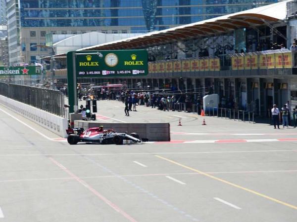 Bu il Bakıda Formula 1 zamanı konsert proqramları olmayacaq