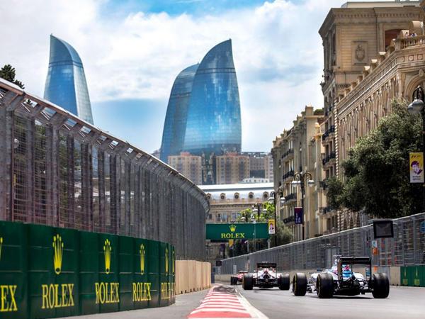 Formula 1 Azərbaycan Qran Prisinin keçirilmə müddəti daha 1 il uzadılır