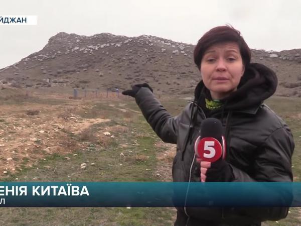 Ukrayna kanalında Xocalı soyqırımına dair xüsusi reportaj yayımlanıb - FOTO
