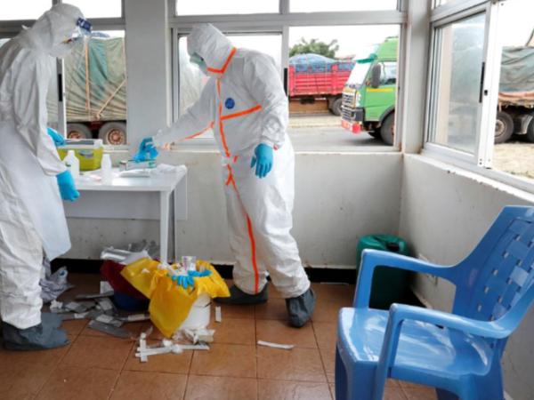 Afrikada koronavirusdan ölənlərin sayı 103 mini keçdi