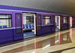 Bakı metrosu ilə bağlı AÇIQLAMA: Martın 6-7-də bütün qatarlar hərəkət edəcək