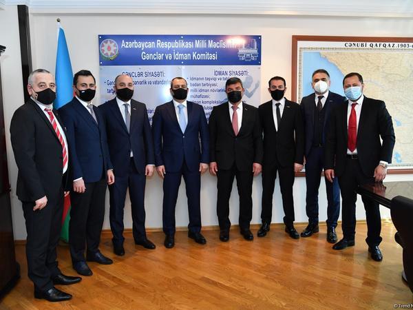 Azərbaycan ilə Türkiyə arasında bütün sahələrdə əməkdaşlıq inkişaf edir - FOTO